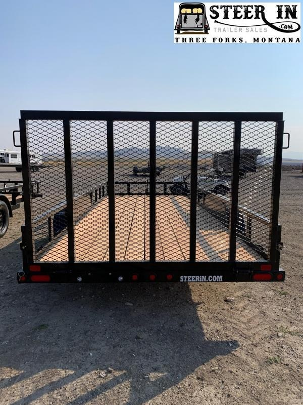2021 Big Tex Trailers 70PI-X 18' Utility Trailer