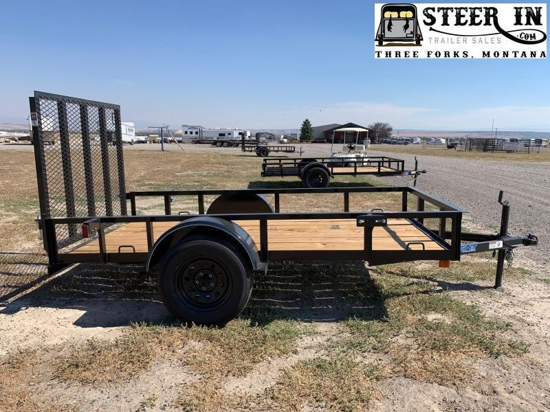 "2021 Top Hat Trailers 10x60"" X Utility Trailer"