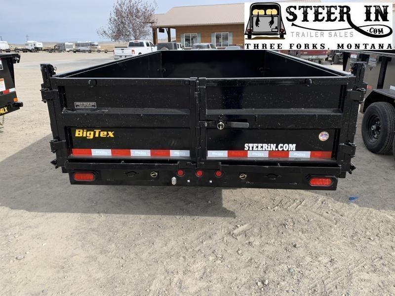 2021 Big Tex 14LX 7x14 Dump Trailer