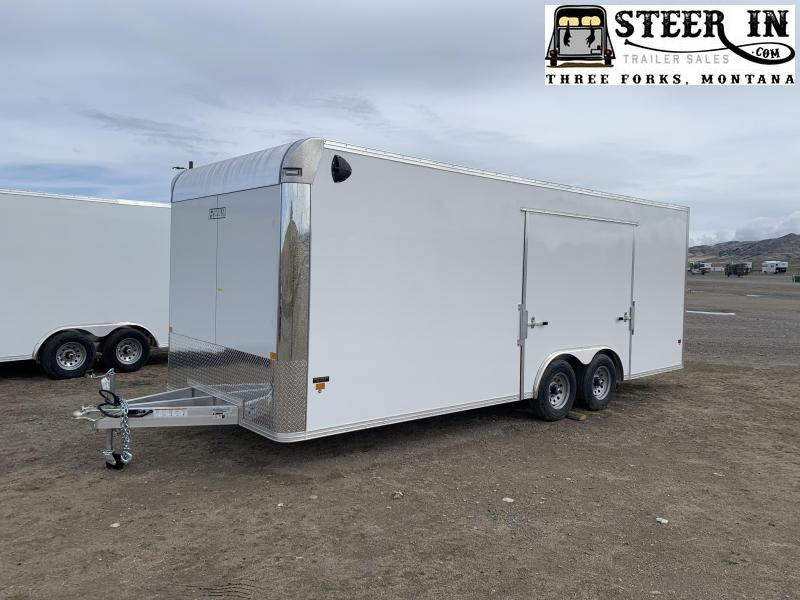 2021 EZ Hauler 8x22' Advantage Car Hauler