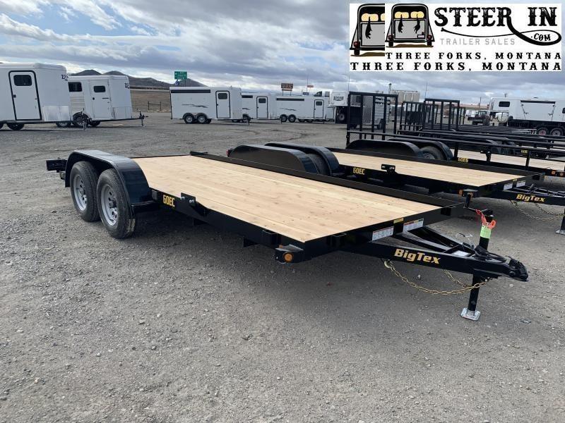 2021 Big Tex 60EC 16' Utility Trailer