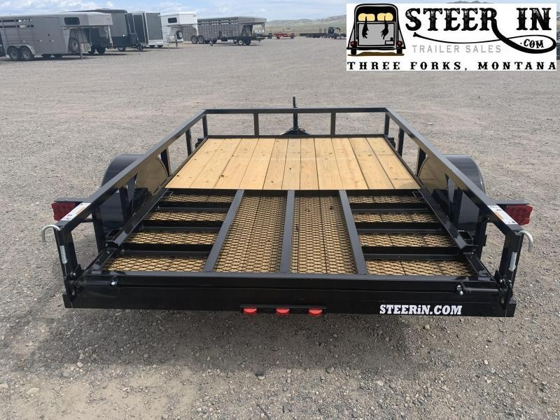 "2020 Top Hat  10'x60"" DSA Utility Trailer"