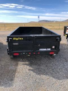 2021 Big Tex Trailers 70SR 5X10' Dump Trailer