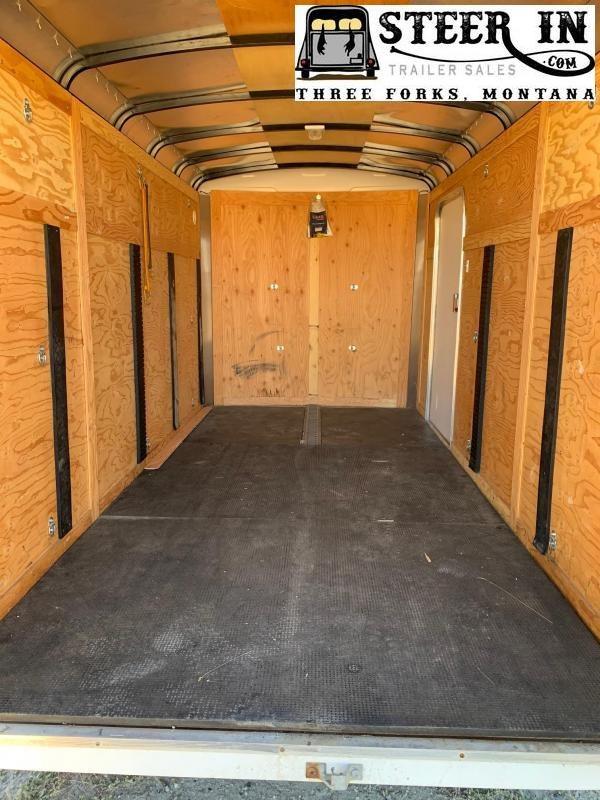 2010 Look 6X12' Enclosed Cargo Trailer