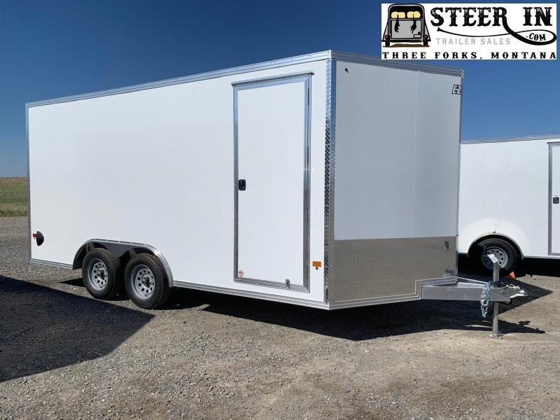 2021 EZ Hauler 8X16' Enclosed Cargo Trailer