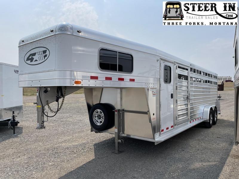 2022 4Star 24' Stock/Combo Cowboy Tack