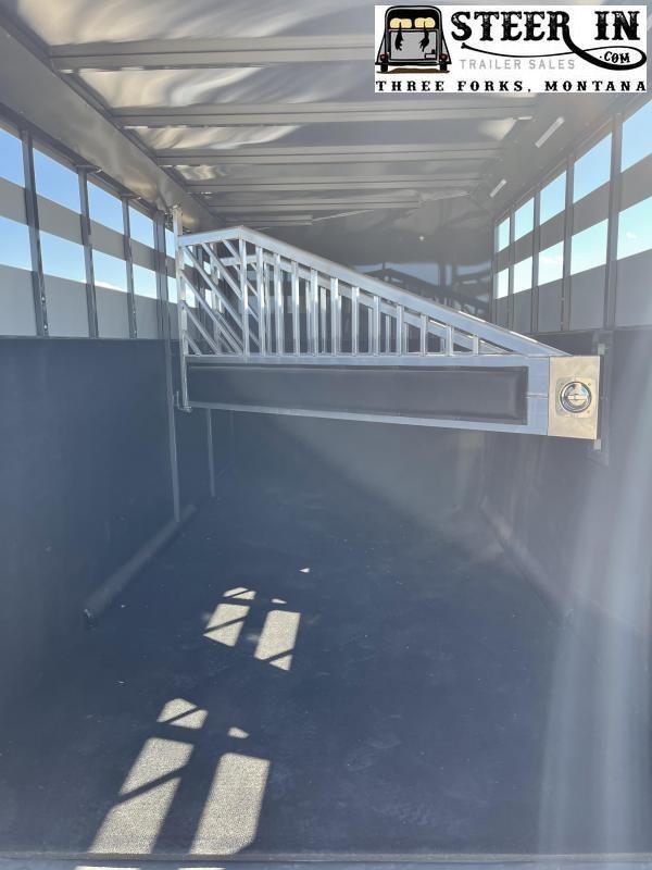 2022 Trails West 3H Sante Fe Stock/Combo