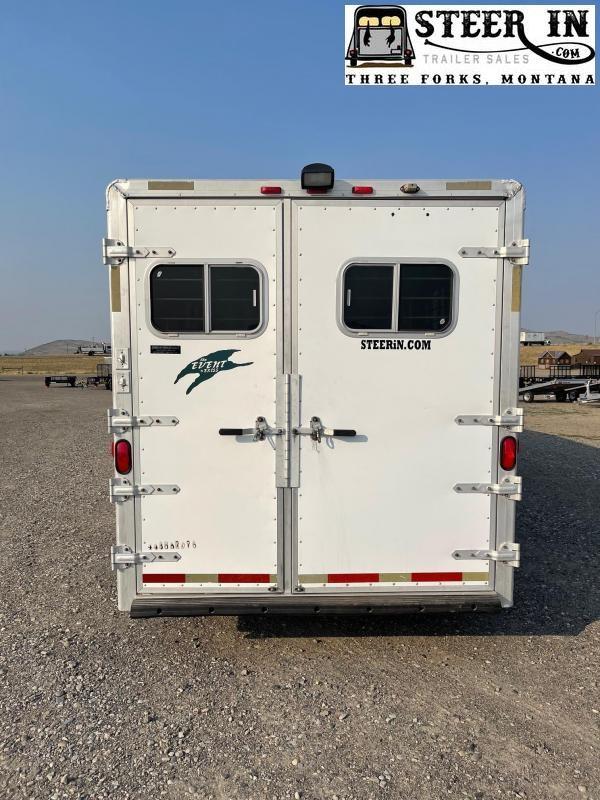 2000 Exiss 4H GN Horse Trailer