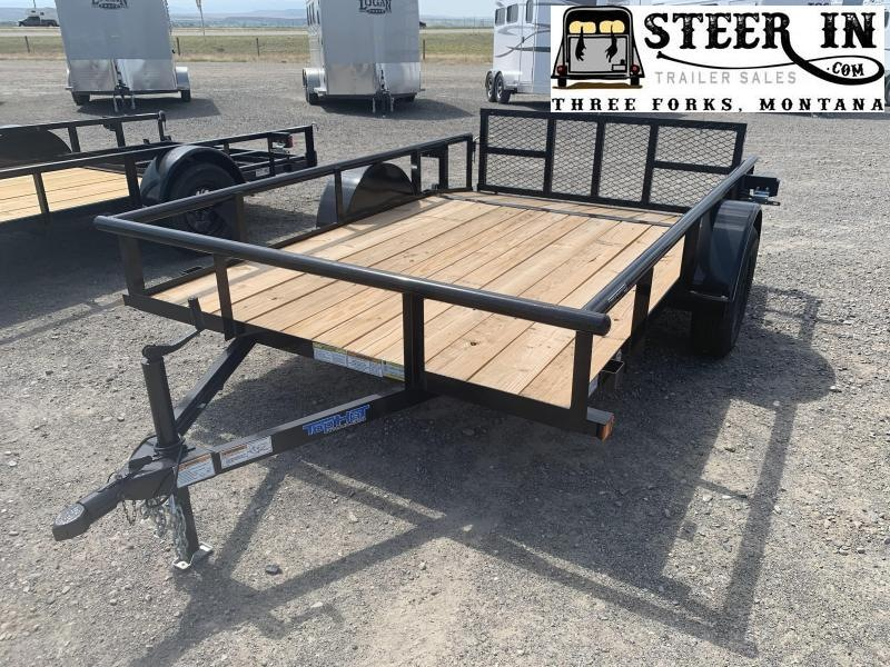 2020 Top Hat 10' DSP Utility Trailer