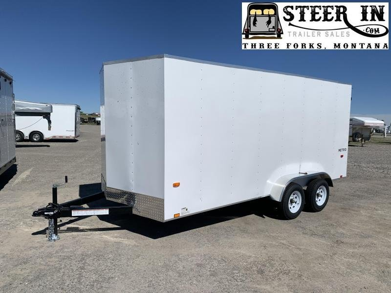 2021 Pace Metro 7x16' Enclosed Cargo Trailer