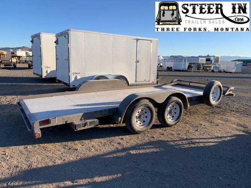 2017 Big Tex 18' Trailers 70CH