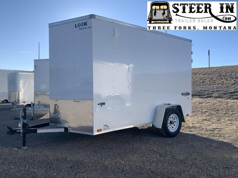 2021 Look 6X10' Element Enclosed Cargo Trailer