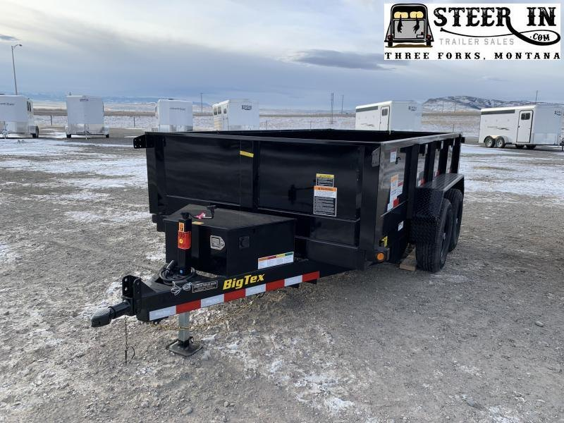2021 Big Tex 90SR 12' Dump Trailer