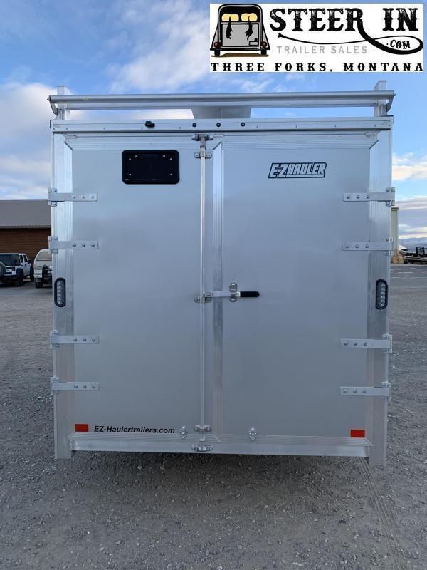 2021 EZ Hauler 7x16' UCP Enclosed Cargo Trailer