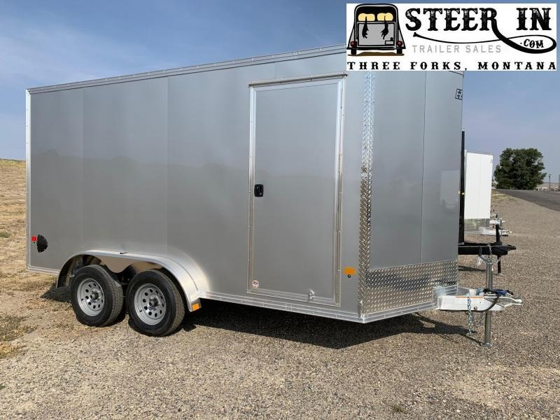 2021 EZ Hauler EZEC7X14DL-LSMT20 Enclosed Cargo Trailer
