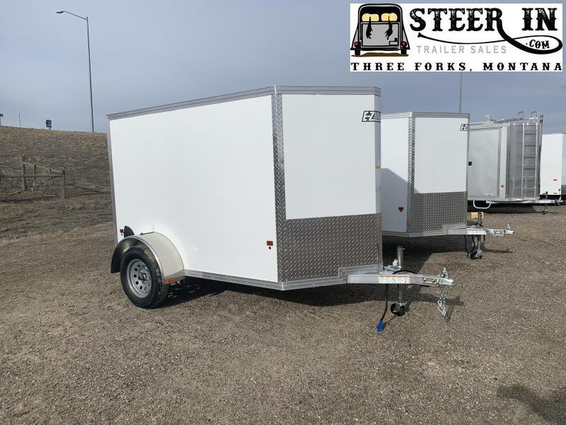2020 EZ Hauler 5X8' Enclosed Cargo Trailer