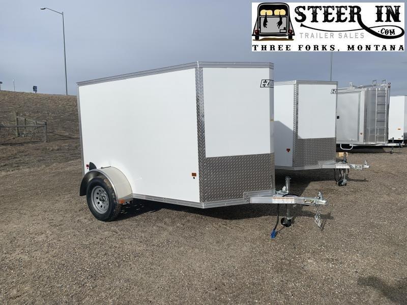 2020 EZ Hauler 5X8' Enclosed Cargo Trailer