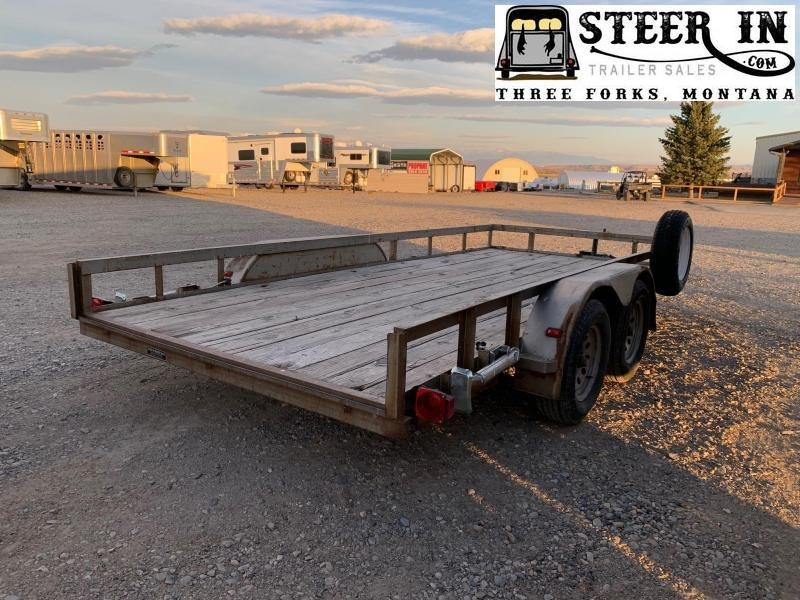 2005 Terry 16'  Utility Trailer