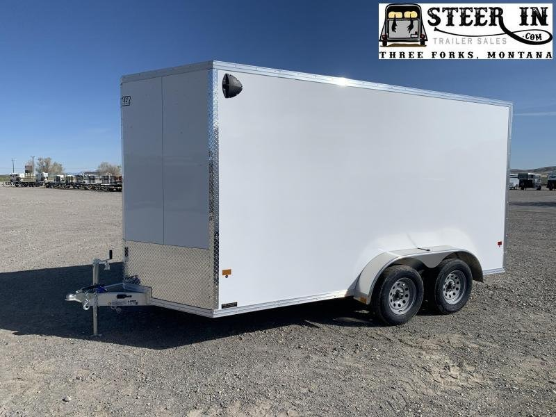 2021 EZ Hauler EZEC7X14IF Enclosed Cargo Trailer