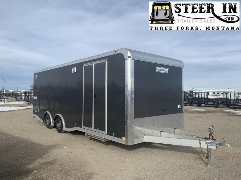 2018 Haulmark 8.5X24' Car / Racing Trailer
