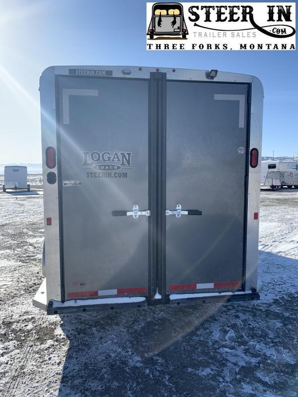 2020 Logan  BULLSEYE 4H GN Horse Trailer