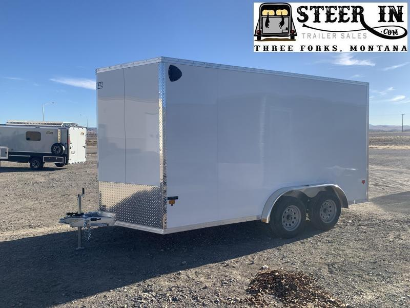 "2021 EZ Hauler 7.5X14"" Enclosed Cargo Trailer"
