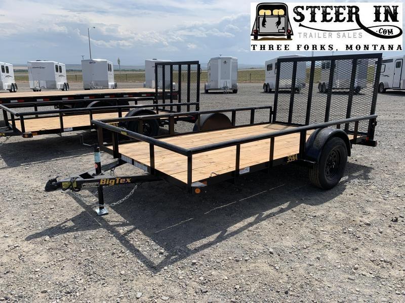 2021 Big Tex 35SA -12'