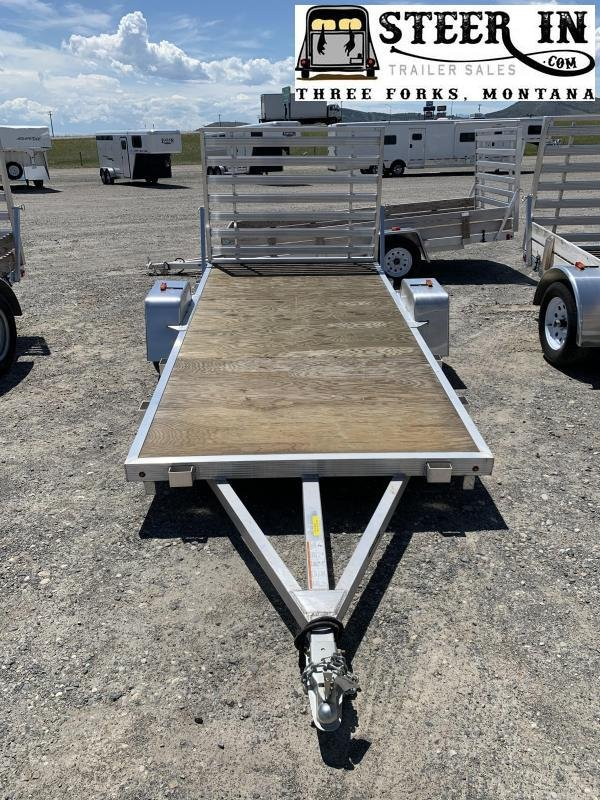 2019 Mission 12' Utility Trailer