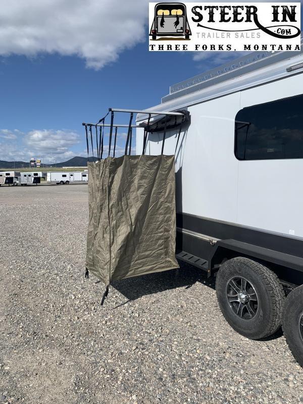 2020 Logan Coach Basecamp 17'  Cargo Trailer