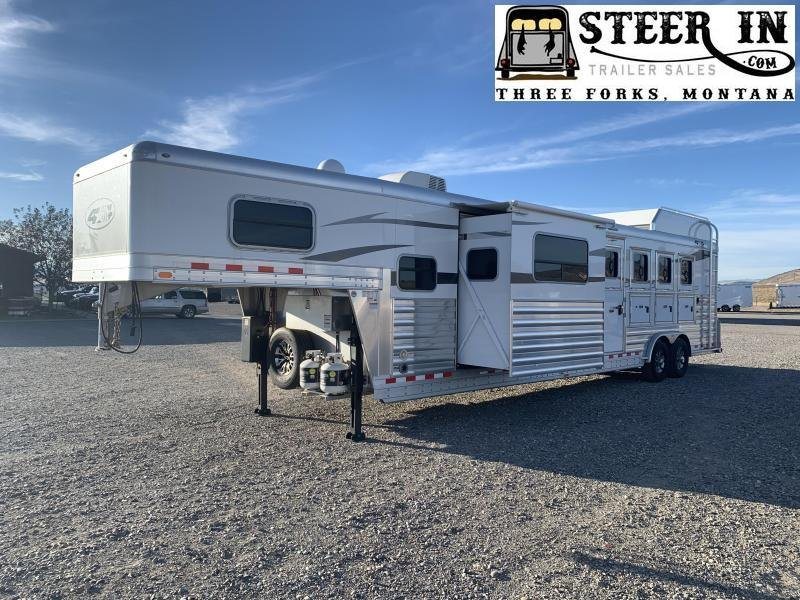 2021 4-Star Trailers 4H Deluxe 15' SW
