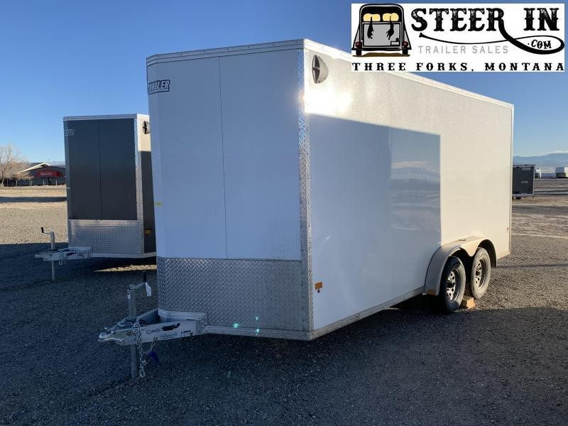 2021 EZ Hauler 7.5X16' Enclosed Cargo Trailer