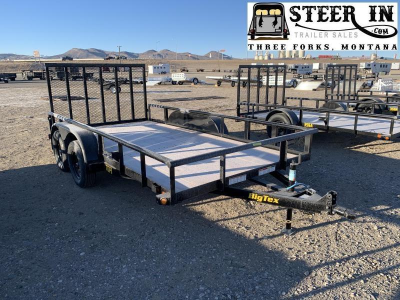 2021 Big Tex Trailers 70PI-14X Utility Trailer