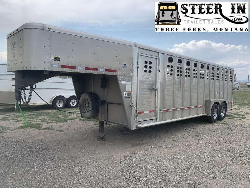 2020 Wilson 30' RANCH HAND Livestock Trailer