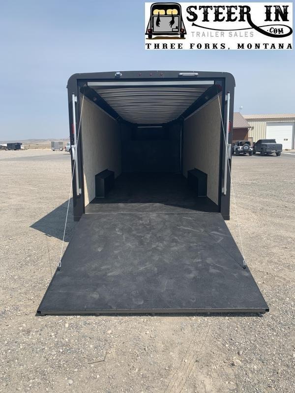 2020 Logan 24' GN Contractor Enclosed Cargo Trailer