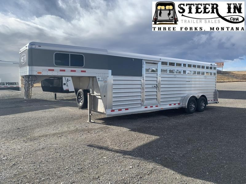 2022 4-Star 24' Stock/Combo Trailer