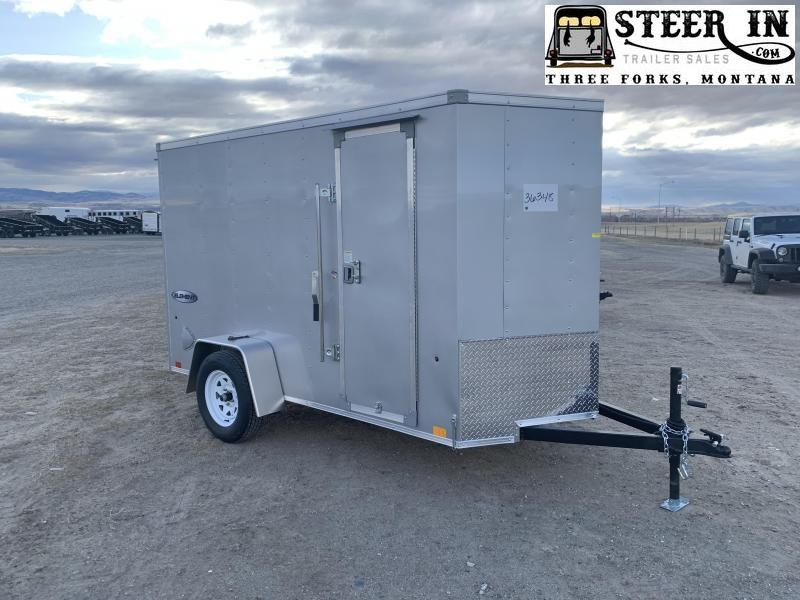 2022 Look 5X10' Element Cargo Trailer