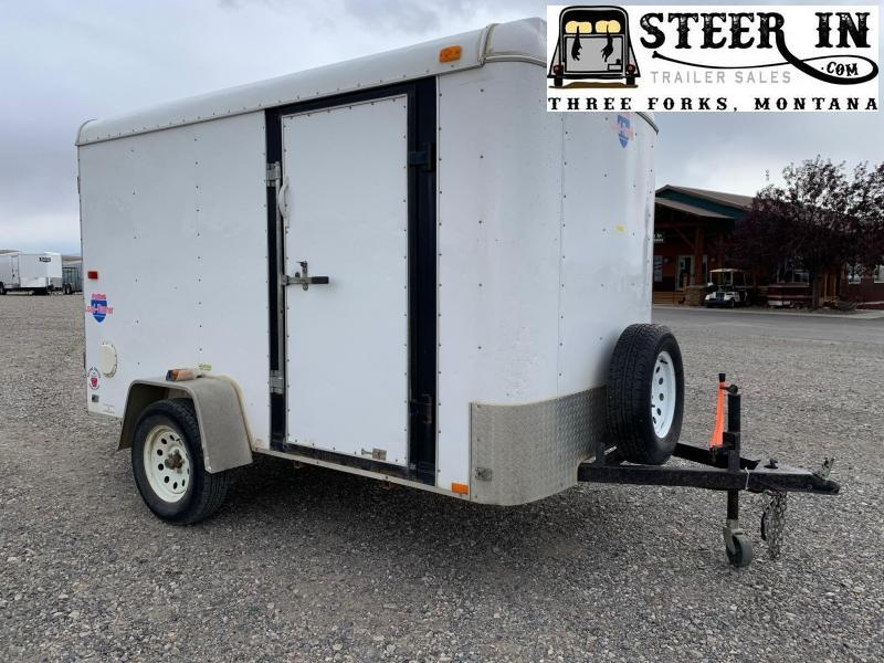 2007 Interstate 6x10'  Enclosed Cargo Trailer