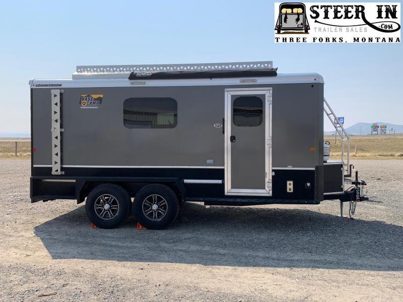 2020 Logan 17' Base Camp Enclosed Toy Hauler