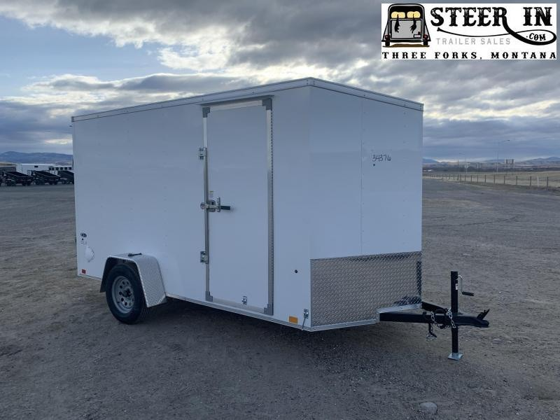 2022 Look ST 6X12' Enclosed Cargo Trailer