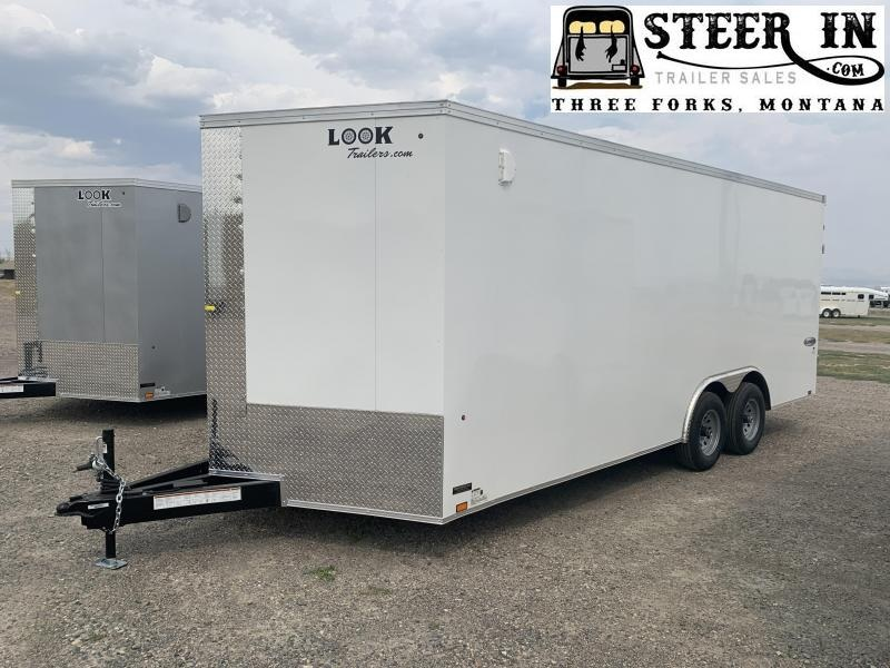 2021 Look 8x20 Element SE Cargo Trailer