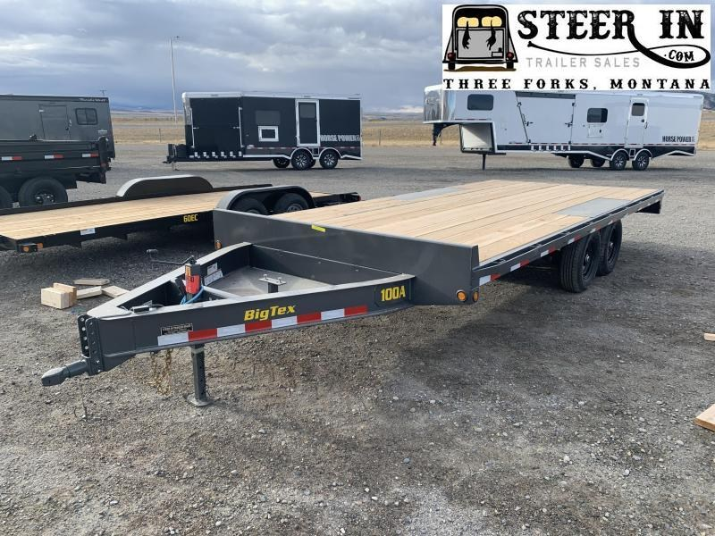 2021 Big Tex 10OA-18' Equipment Trailer