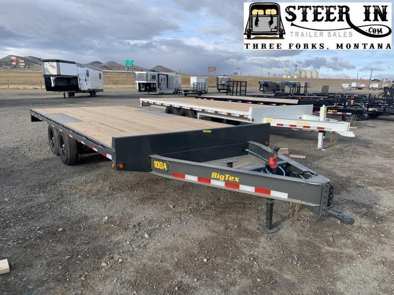 2021 Big Tex 10OA-18' Equipment Trailer