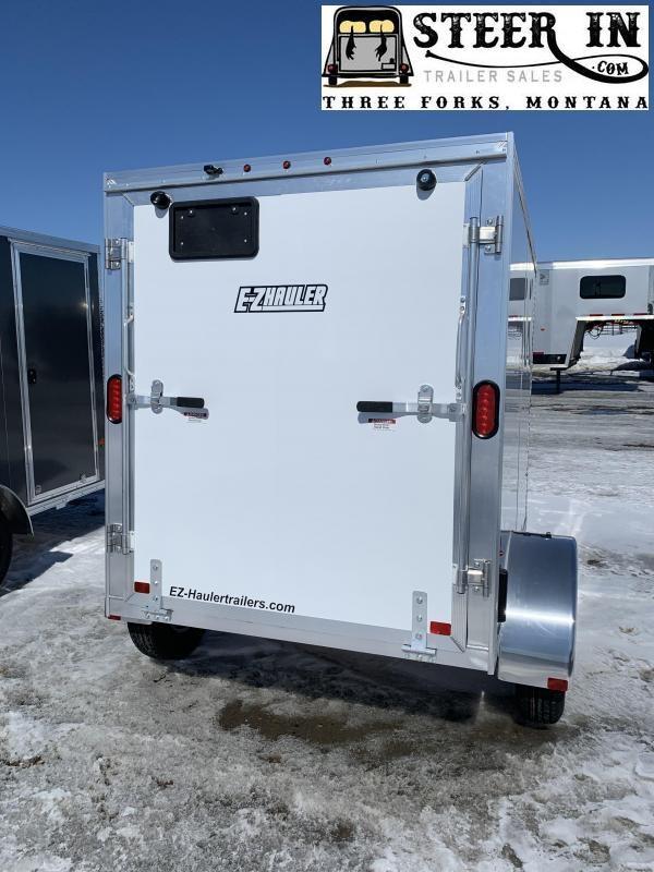 2019 EZ Hauler 5X8 Enclosed Cargo Trailer