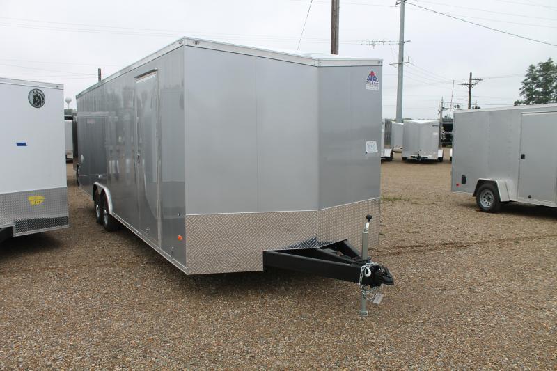 2022 Haul-About 8.5' X 26' 10K GVWR ENCLOSED TRAILER Enclosed Cargo Trailer