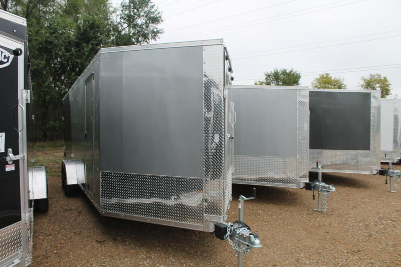 2022 Impact Trailers 7' X 29' 7K GVWR ENCLOSED SNOW TRAILER Enclosed Cargo Trailer