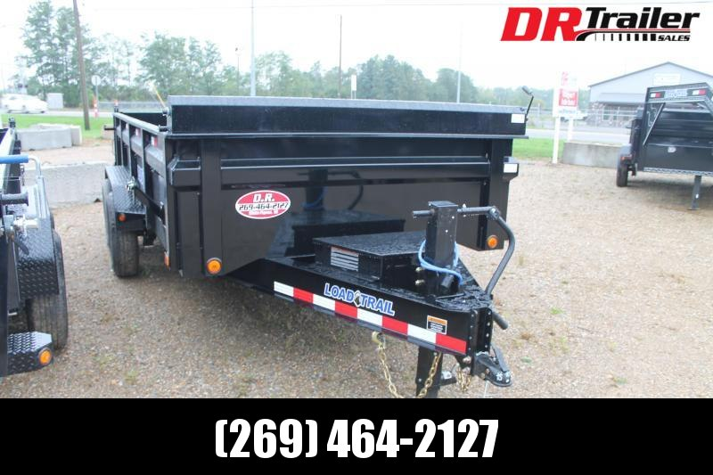 2022 Load Trail 7' X 14' 14K GVWR DUMP TRAILER Dump Trailer