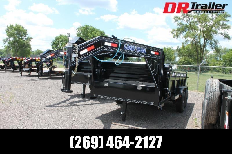 2021 Load Trail 7' X 14' GN 14K GVWR DUMP TRAILER Dump Trailer