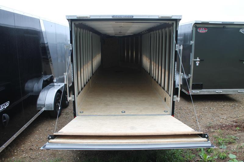 2022 Impact Trailers 7' X 29' ENCLOSED SNOW TRAILER Enclosed Cargo Trailer