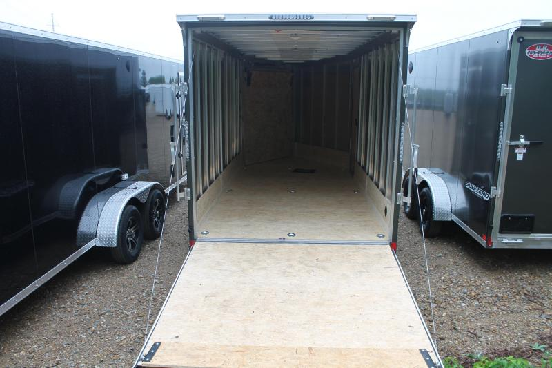 2022 Impact Trailers 7' X 19' ENCLOSED SNOW TRAILER Enclosed Cargo Trailer