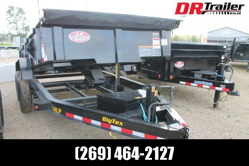 2022 Big Tex Trailers 14' 14K GVWR DUMP TRAILER Dump Trailer